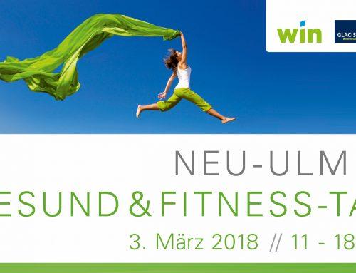 NEU-ULMER GESUND & FITNESS-TAG, 3. März 2018, 11-18 Uhr