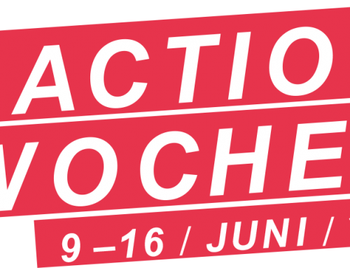 Action Woche 09. bis 16. Juni 2018