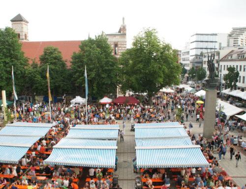 Stadt Neu-Ulm: Keine großen städtischen Veranstaltungen bis Mitte Juli